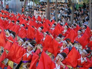 20150811高知よさこい祭り