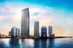 20151002ザパークハウス中之島タワー