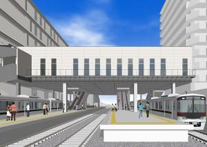 20160202鈴蘭台駅再開発