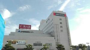 20160902アパホテル山形鶴岡駅前