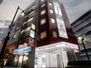 20161104田町BAYHOTEL