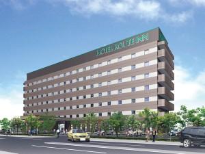 20170313ホテルルートイン東近江八日市駅前
