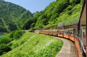 20170421黒部峡谷鉄道