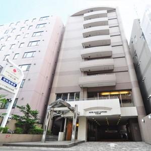 20170502ホテルマイステイズ札幌中島公園別館