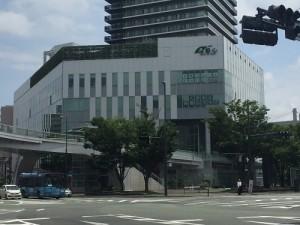 20170703HOTEL THE GATE KUMAMOTO