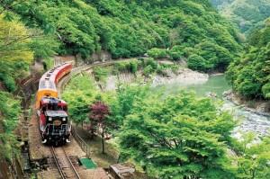 20170719嵯峨野観光鉄道