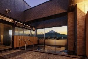 20171020ホテルマイステイズ富士山展望温泉