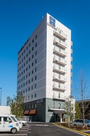 20171122スーパーホテルLohas武蔵小杉駅前天然温泉