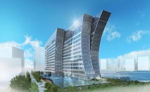 20171221横浜ベイコート倶楽部 ホテル&スパリゾート